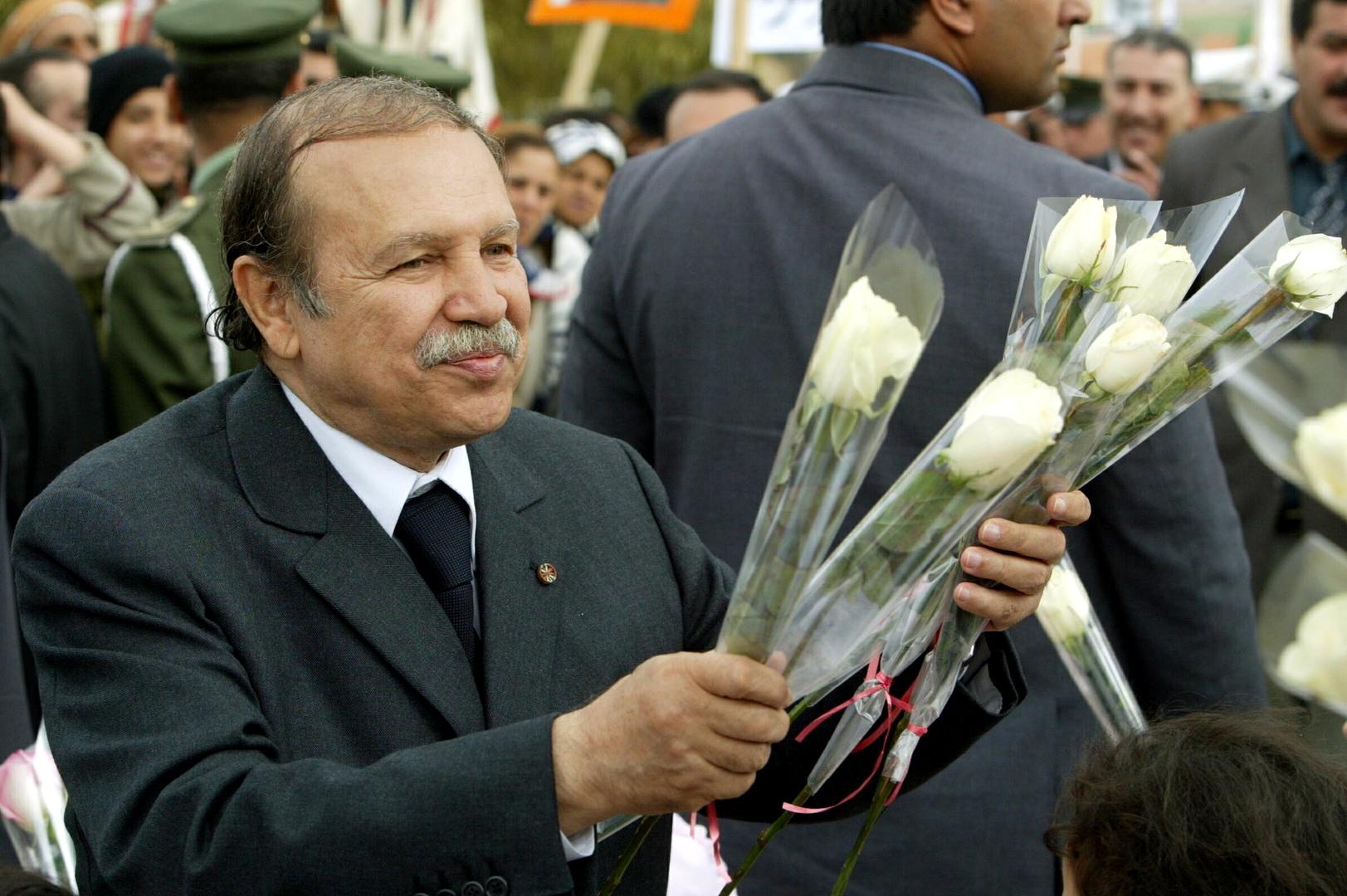 سعيد بوتفليقة: شقيقي الرئيس السابق رهن الإقامة الجبرية