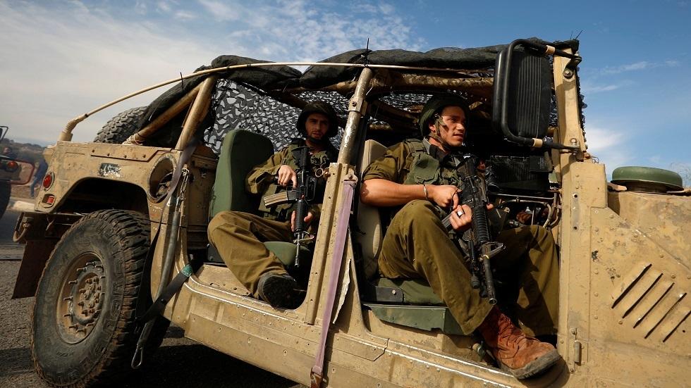 عناصر من الجيش الإسرائيلي في الضفة الغربية (صورة أرشيفية)