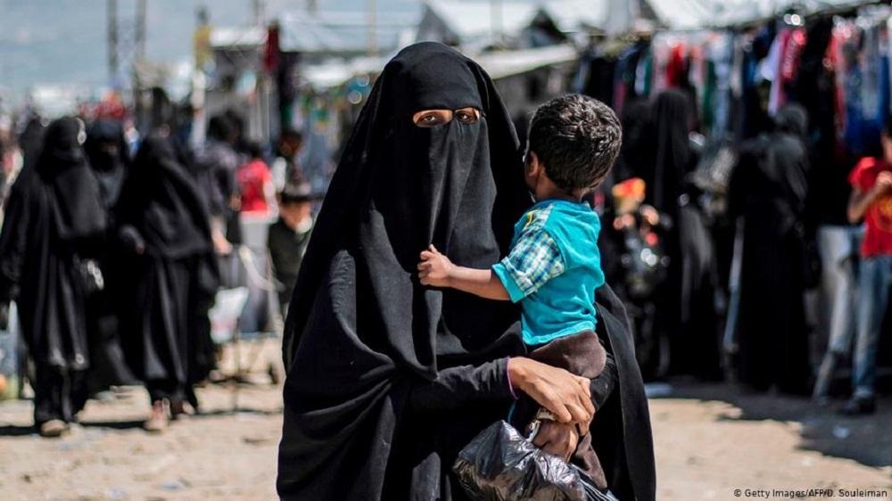 مقتل لاجئة عراقية في مخيم الهول السوري