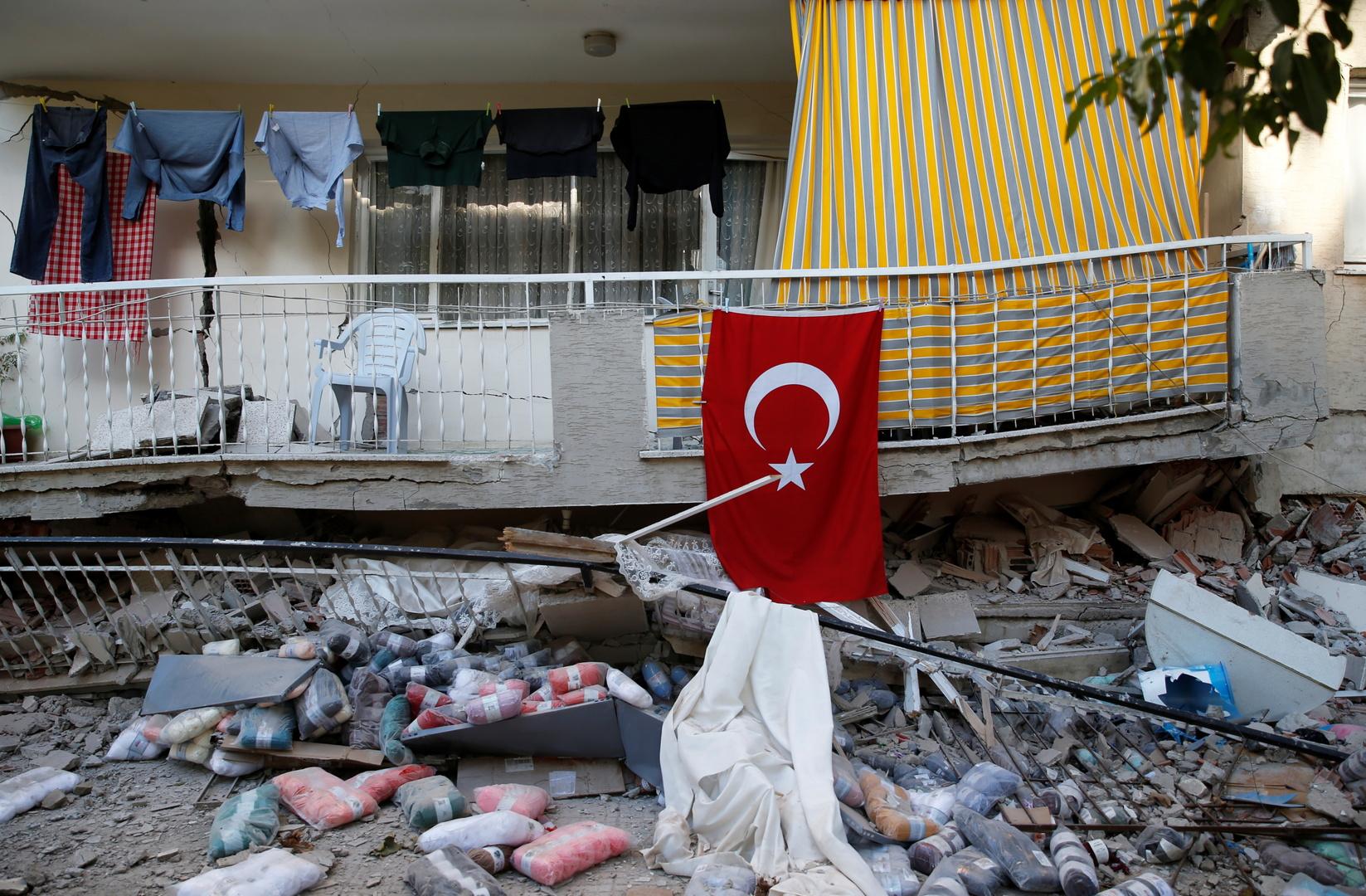 هزة بقوة 4.2 درجة تضرب شرق تركيا