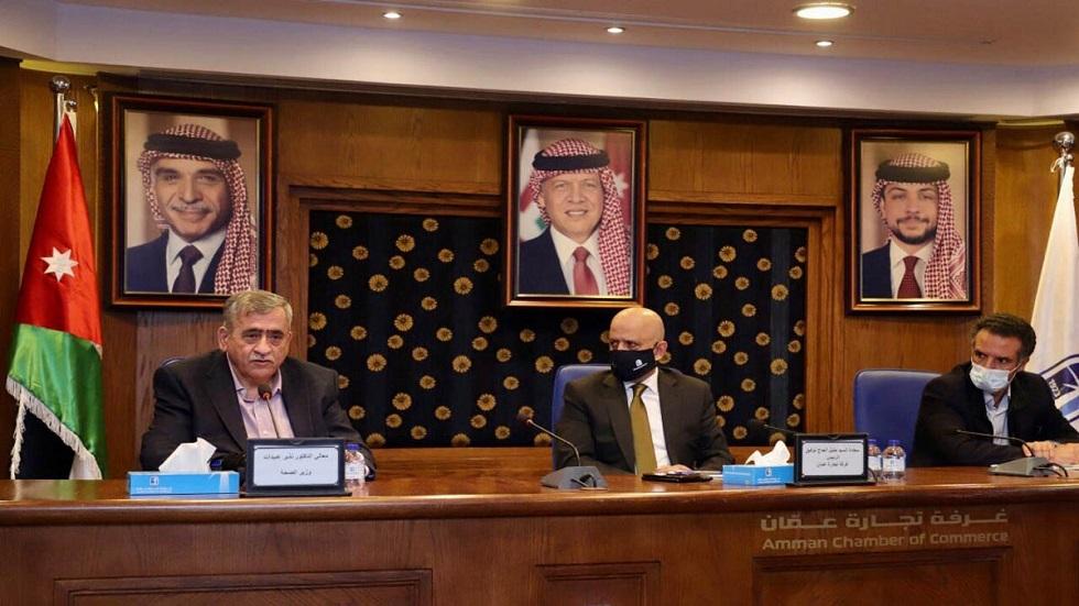 الصحة الأردنية: قد يشهد العالم نهاية كورونا في النصف الثاني من العام