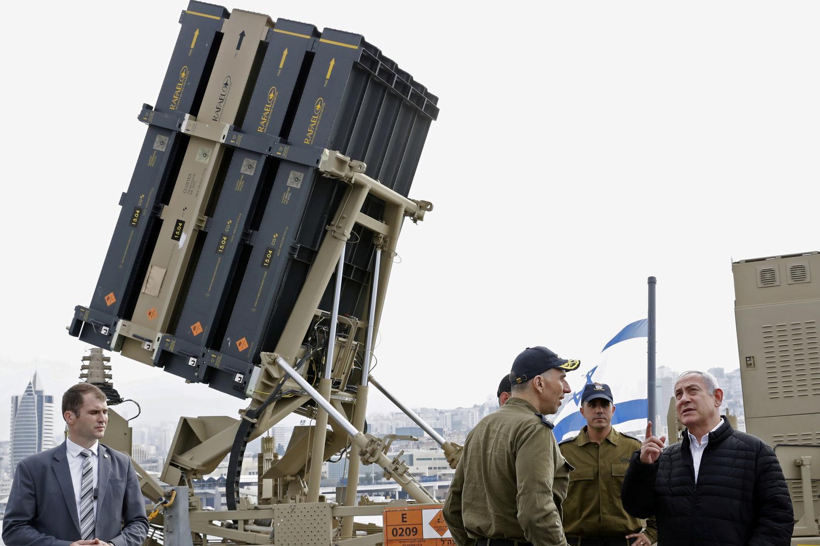 إسرائيل تسلم الجيش الأمريكي منظومة ثانية من