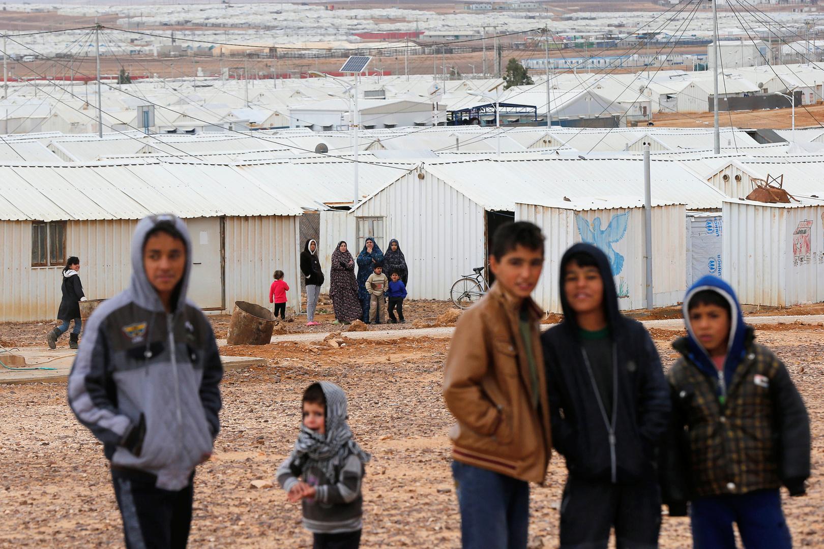 الأردن.. 214 ألف لاجئ يعانون ظروفا إنسانية خاصة