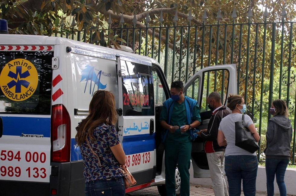 تونس.. 35 وفاة و1565 إصابة جديدة بكورونا