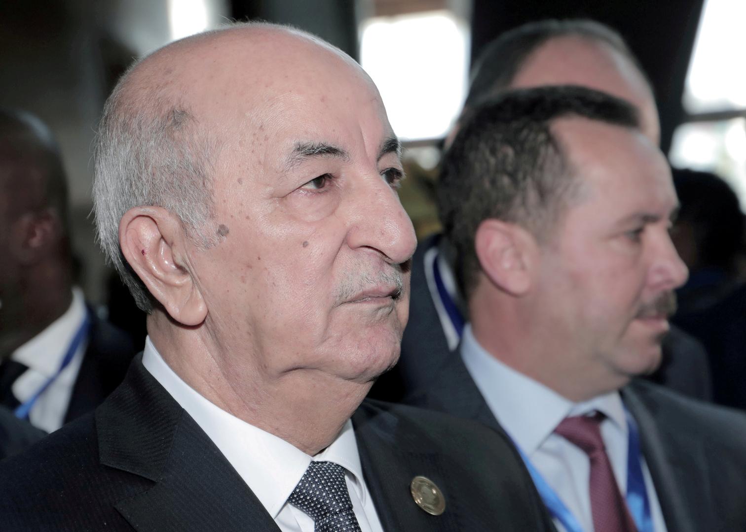 الجزائر.. تبون يأمر بفتح تحقيق قضائي في قضية استيراد القمح المغشوش