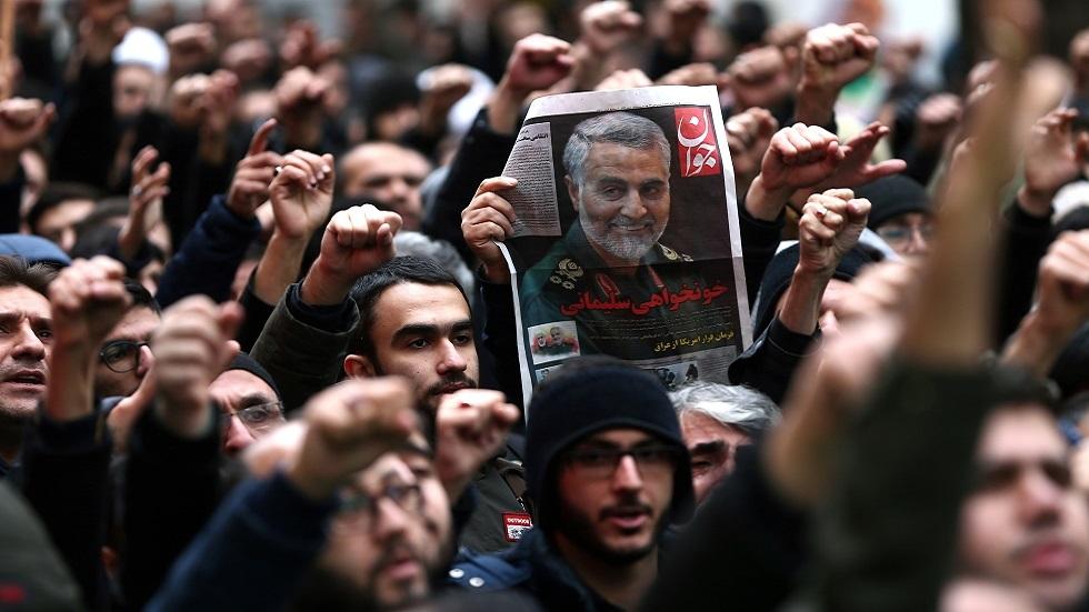 تقديرات إسرائيلية بشأن الموعد المحتمل للانتقام الإيراني لسليماني