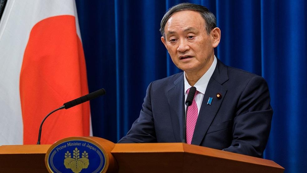 رئيس وزراء اليابان: سندرس فرض حالة الطوارئ في منطقة طوكيو