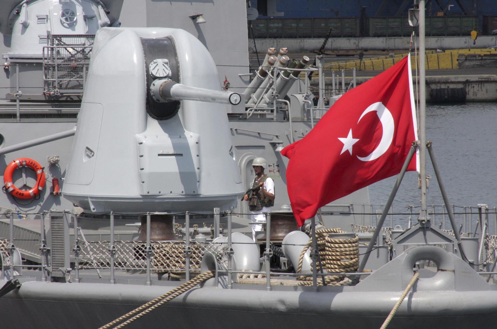 البحرية الأوكرانية: ننتظر المسيرات والطرادات التركية