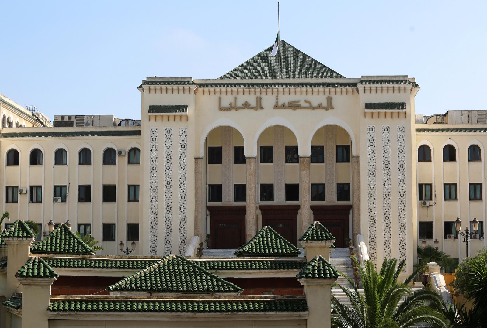 السجن 7 سنوات لرئيس الوزراء الجزائري الأسبق أحمد أويحيى