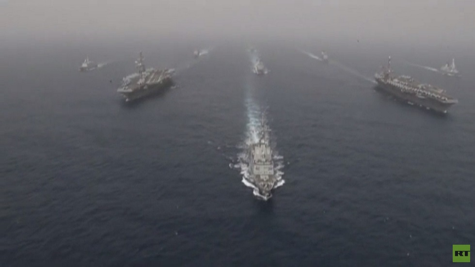 طهران تحتجز ناقلة نفط كورية جنوبية بالخليج