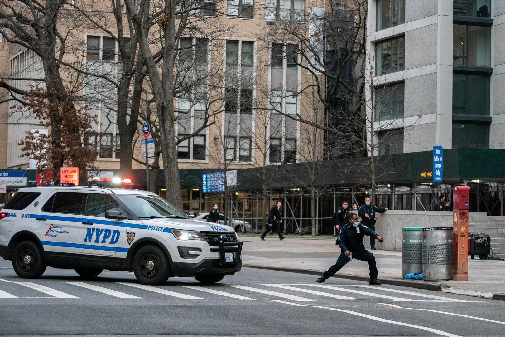 إخلاء مركز للتسوق في نيويورك إثر الاشتباه بسيارة مفخخة
