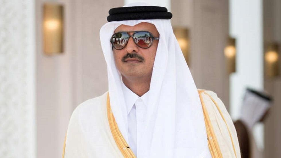 أمير قطر يحضر القمة الخليجية في السعودية يوم الثلاثاء