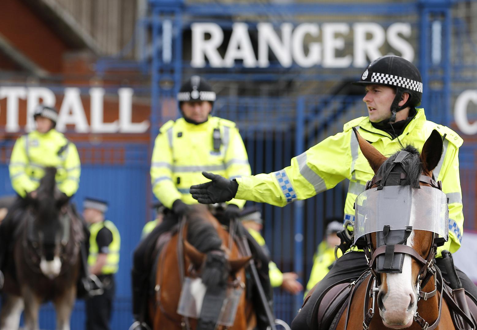 الشرطة الاسكتلندية