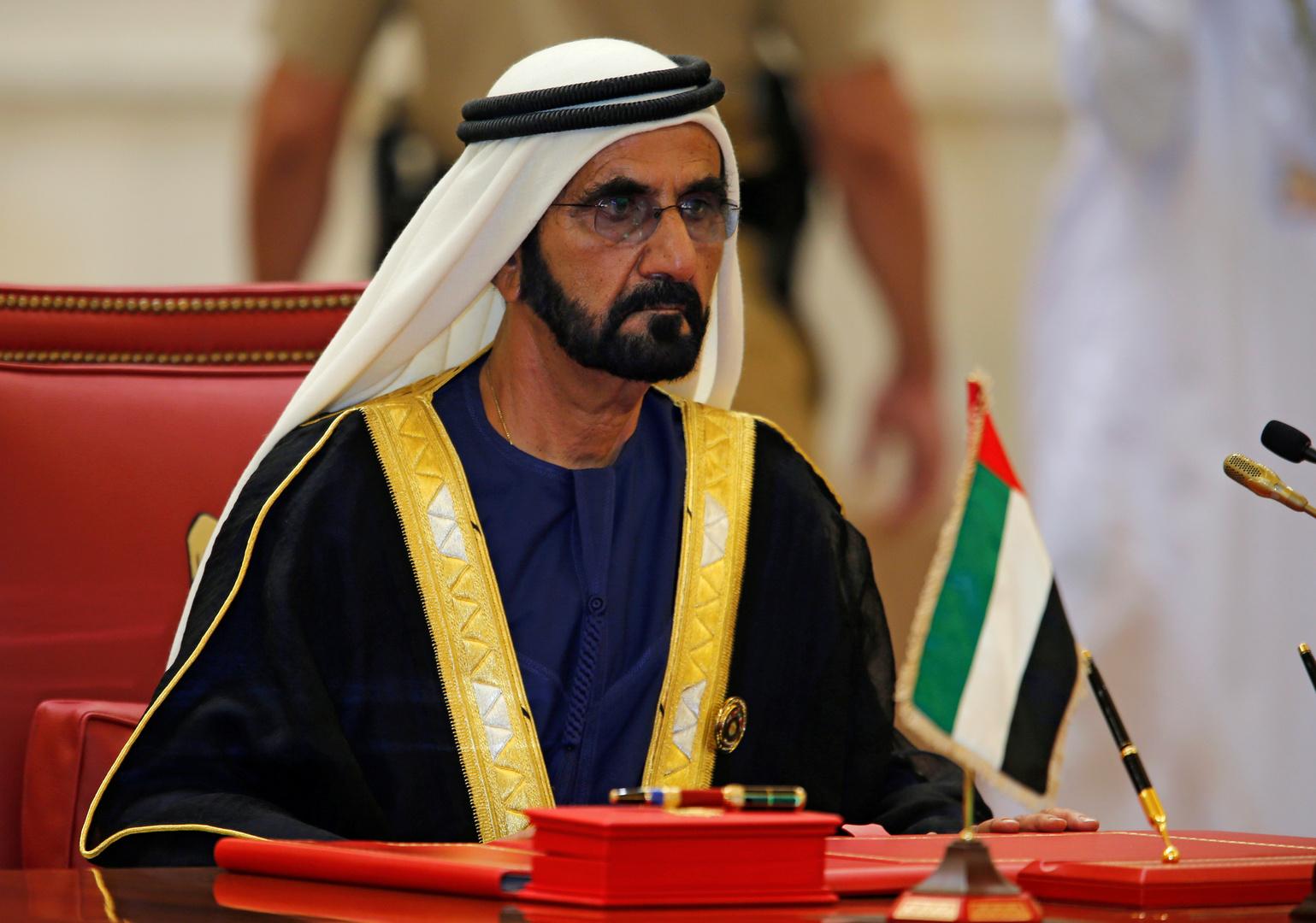 نائب رئيس دولة الإمارات يتوجه إلى المملكة العربية السعودية لحضور القمة الخليجية