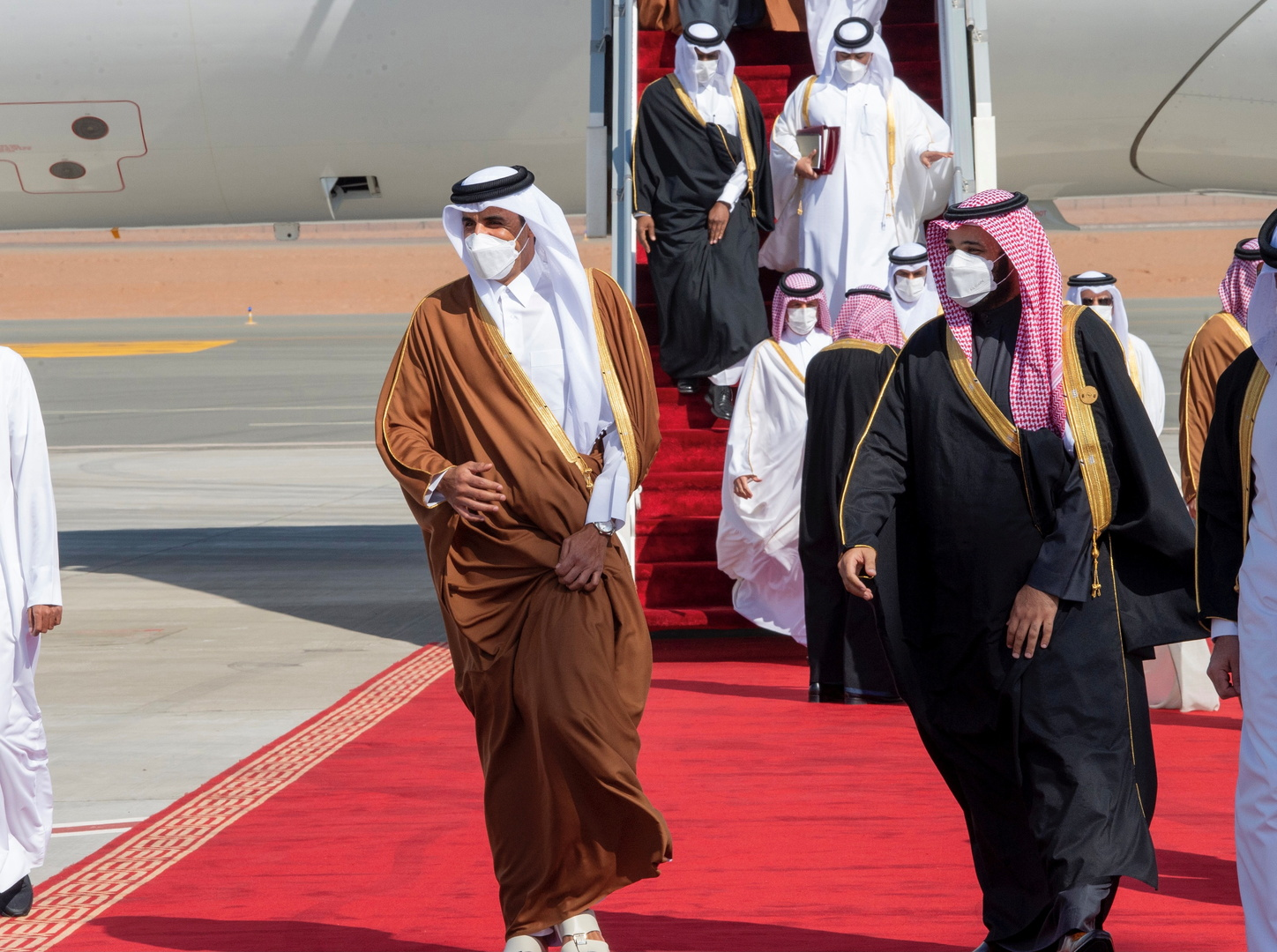 بن سلمان يفتتح قمة المصالحة الخليجية: اتفاق العلا أكد التضامن والاستقرار  الخليجيين - RT Arabic