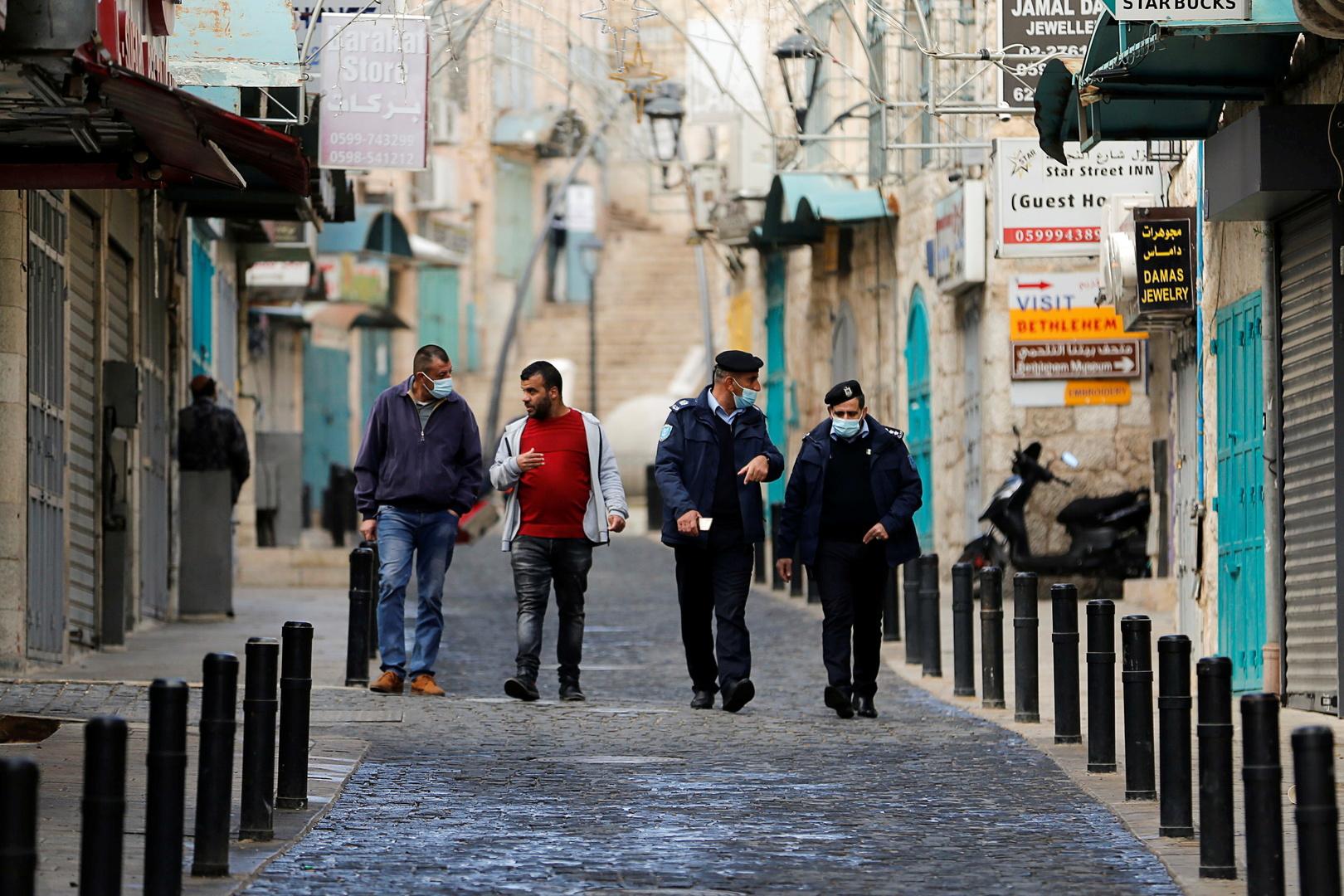 فلسطين.. 1191 إصابة جديدة بكورونا و20 وفاة