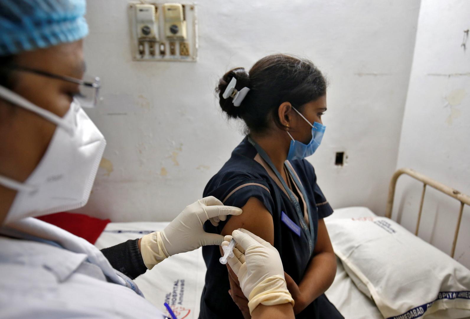 الهند تستعد لتطعيم 300 مليون شخص