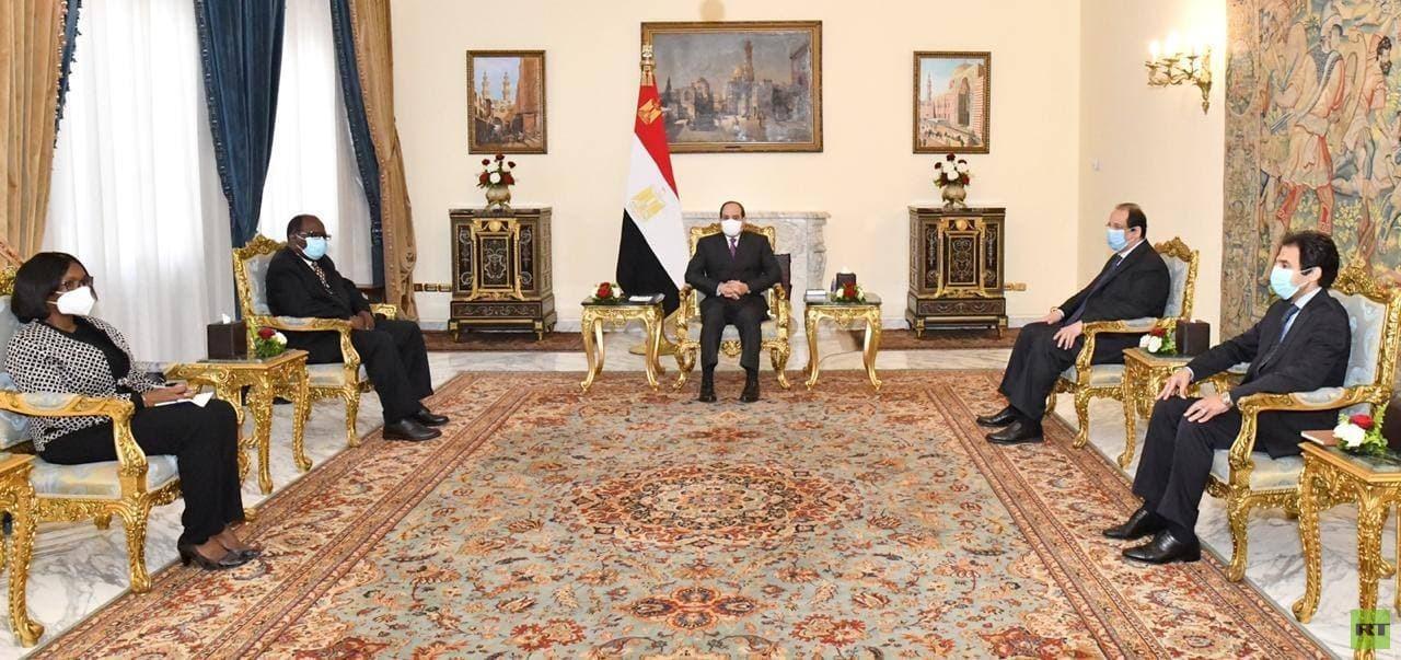 السيسي: مصر كانت سباقة في انتهاج مسار السلام في المنطقة منذ عقود
