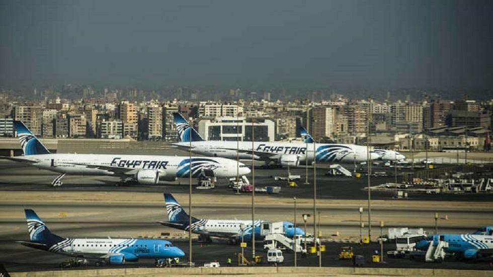 مصر.. حقيقة الطائرة القطرية الخاصة في مطار القاهرة