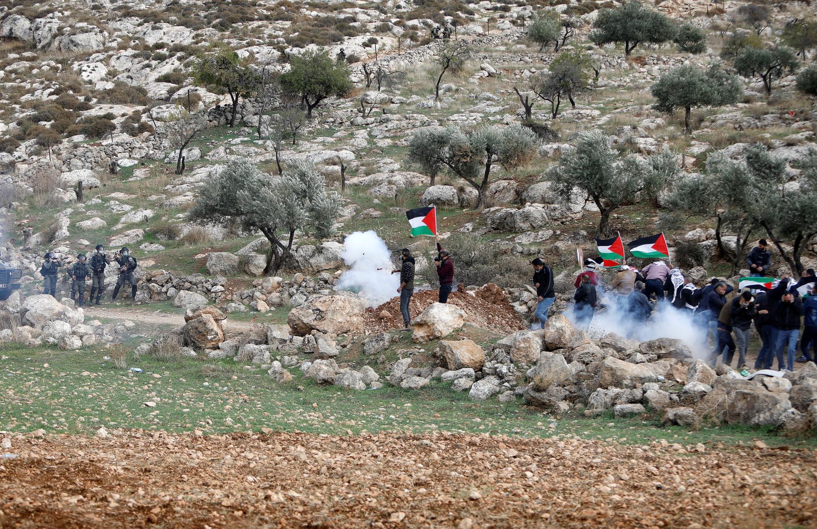 تقارير: إسرائيل تخطط لبناء 1406 وحدات استيطانية شمالي الضفة
