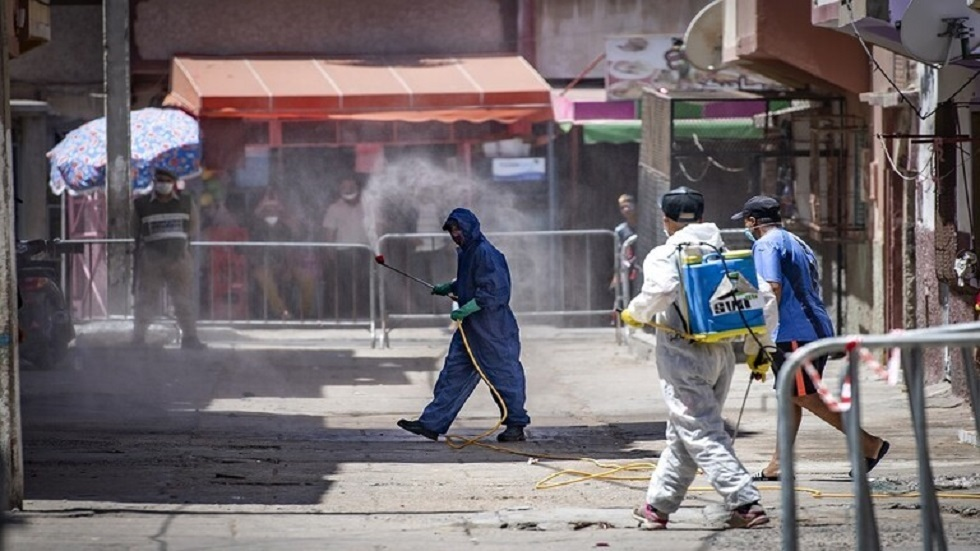 المغرب.. 1637 إصابة و43 وفاة جديدة بكورونا