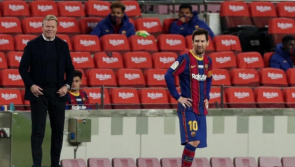 كومان يضع خطة لرحيل لاعبين وإمكانية قدوم غيرهم.. ويكشف تشكيلة برشلونة أمام بيلباو
