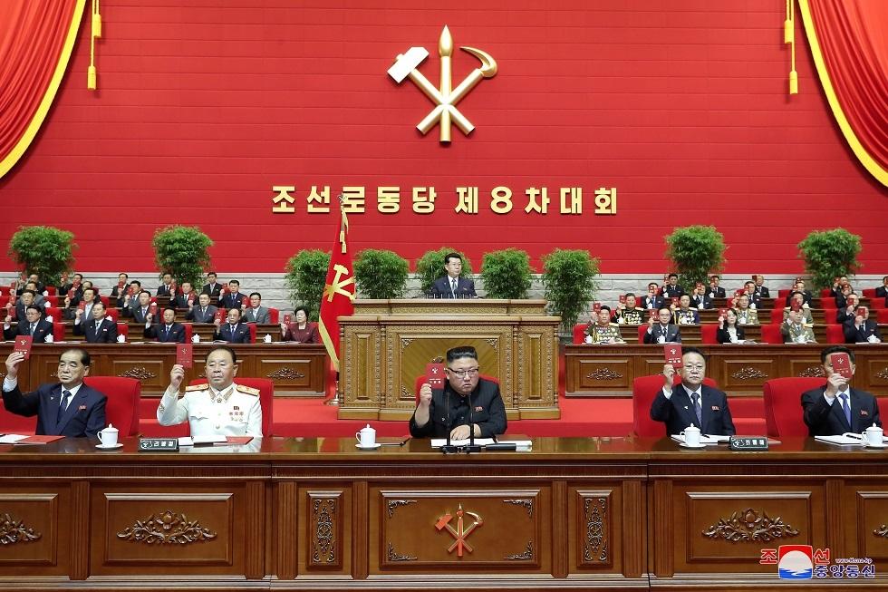 الحزب الحاكم في كوريا الشمالية يعقد أول مؤتمر عام له منذ خمس سنوات