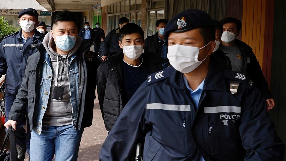 اعتقال العشرات من رموز المعارضة في هونغ كونغ