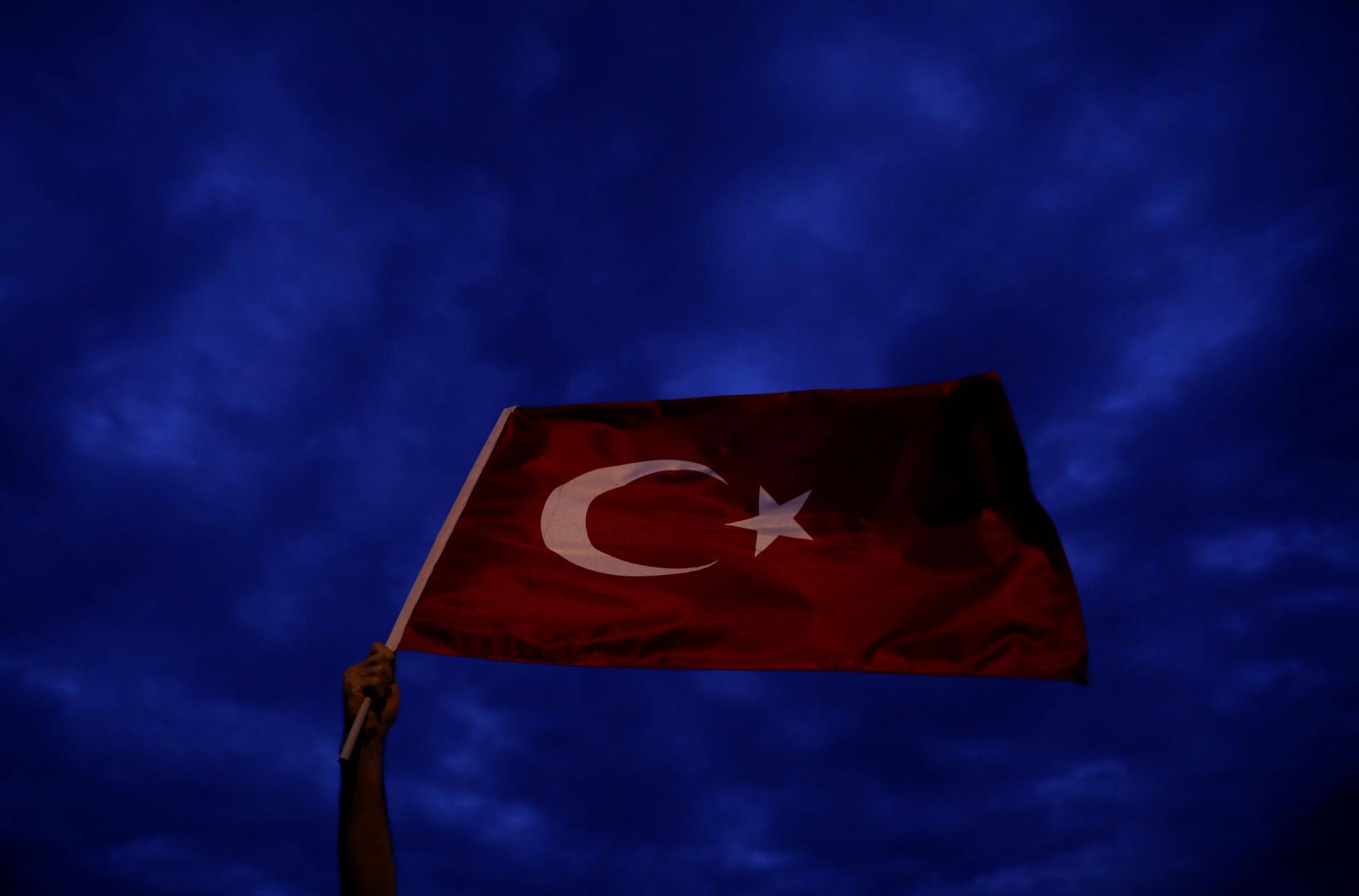 تركيا تعلق على