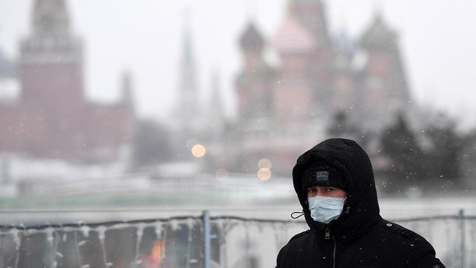 روسيا.. استقرار في الإصابات اليومية بكورونا