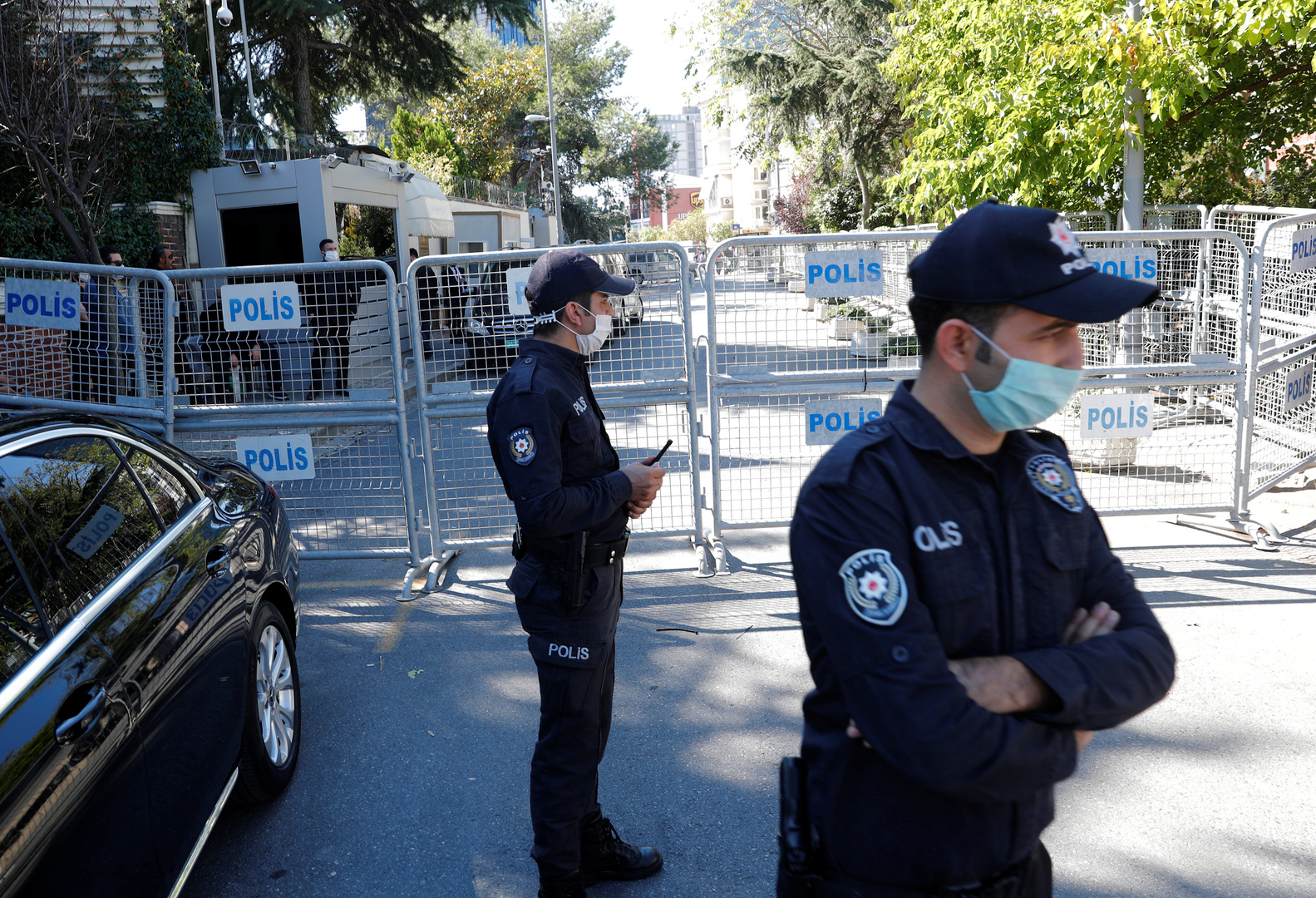 الاعتداء على المواطن العراقي عدي صدام في تركيا والقبض على الجناة