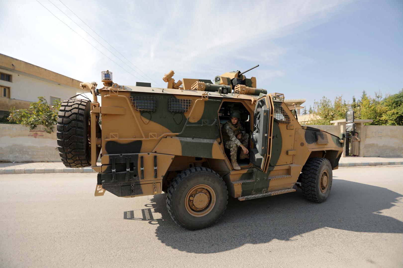 أنباء عن تصعيد القصف التركي في شمال سوريا وأنقرة تعلن تحييد 7 مقاتلين أكراد