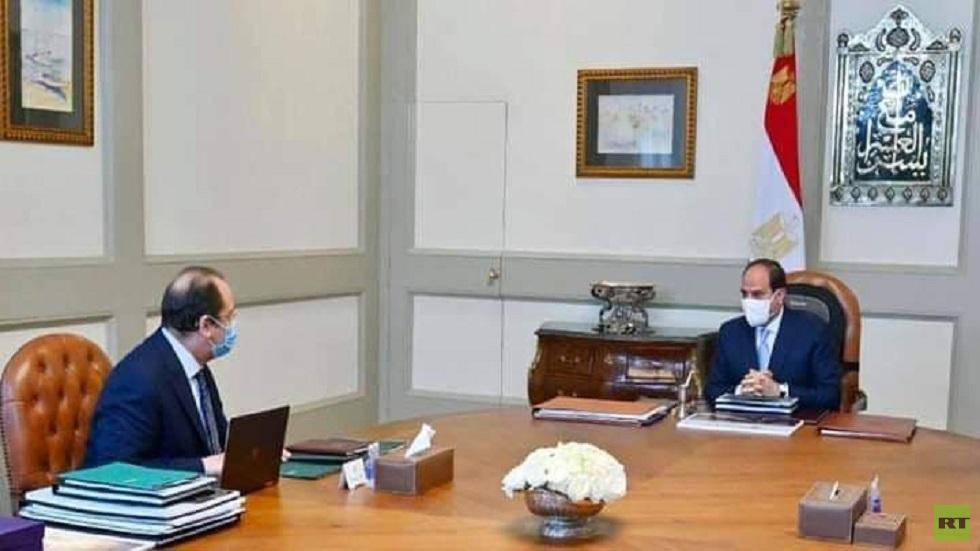 مدير المخابرات المصرية يقدم للسيسي نتائج التحركات الخارحية الأخيرة