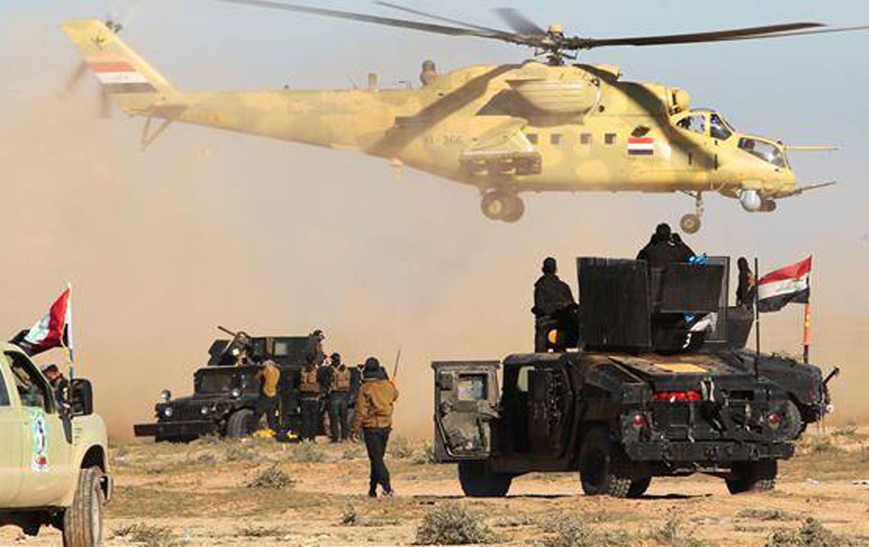 غضب في الشارع العراقي إثر تجاهل وكالة أنباء حكومية 3 حروب في