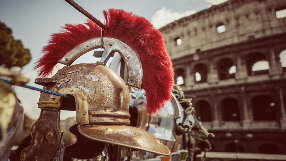 An exciting discovery that includes dozens of army camps from ancient Rome!