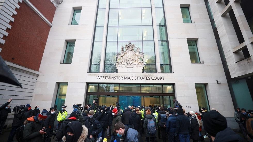 محمكة بريطانية ترفض طلب إطلاق سراح أسانج بكفالة