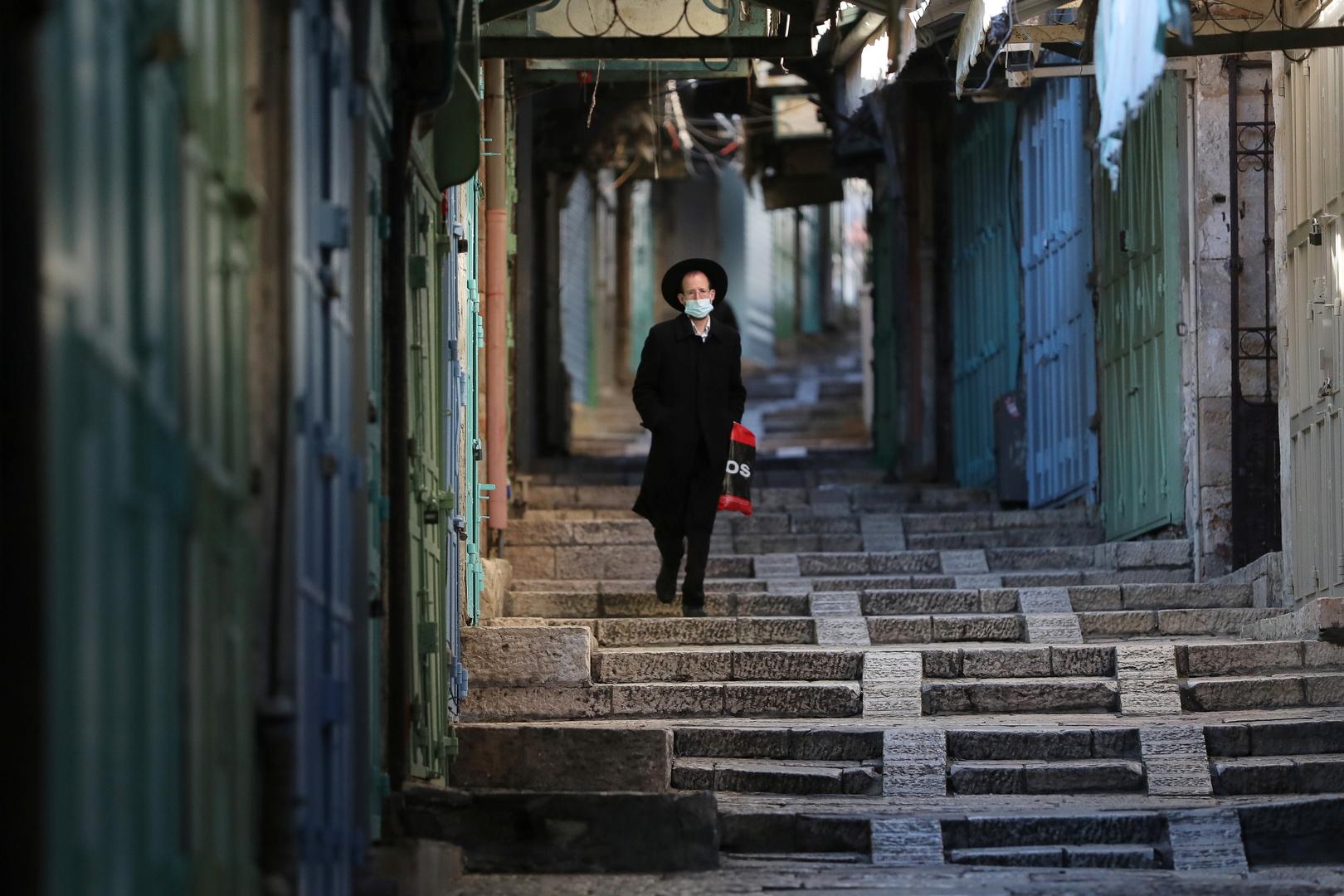 التسكير العام في القدس