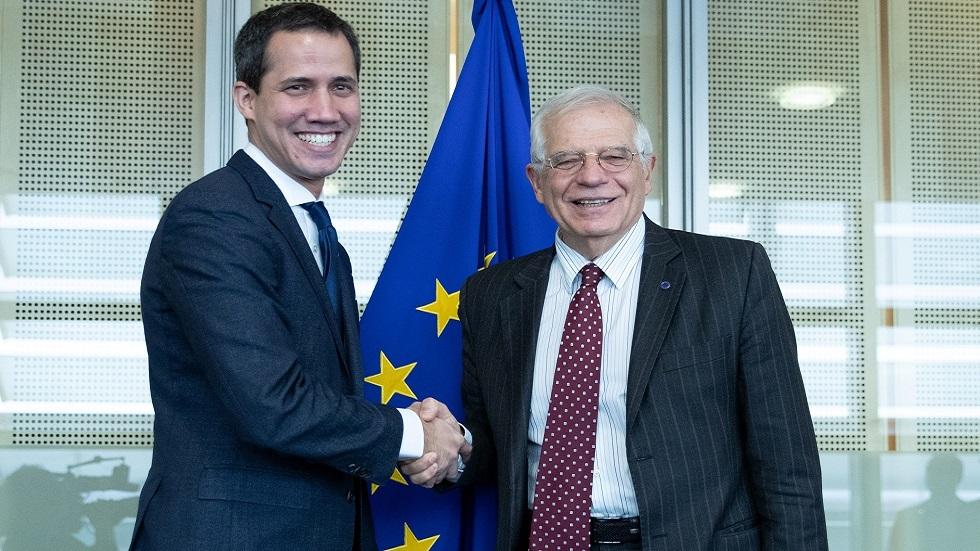 بروكسل: لا نعترف بالبرلمان الفنزويلي الجديد وغوايدو هو الممثل الشرعي الوحيد للبلاد