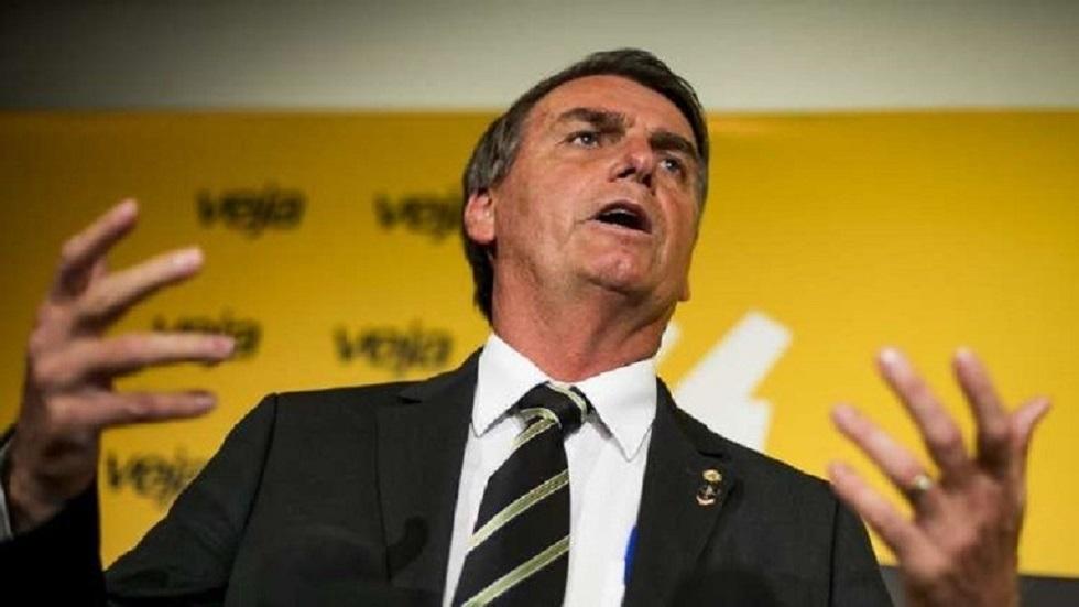 بولسونارو يعلن إفلاس البرازيل ويلقي باللوم على كورونا والإعلام