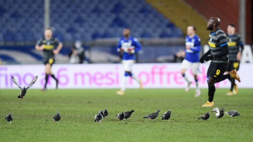 سامبدوريا يؤجج الصراع على صدارة الدوري الإيطالي (فيديو)
