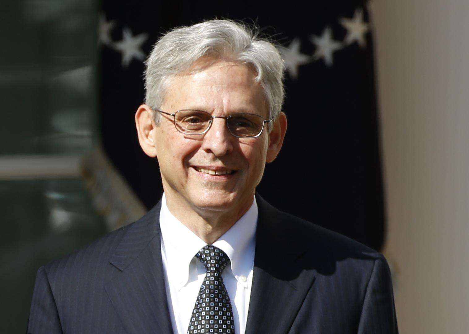 بوليتيكو: بايدن يختار القاضي ميريك جارلاند لمنصب وزير العدل