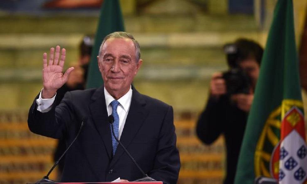 فحوص رئيس البرتغال لكورونا سلبية بعد مخالطته مصابا بالفيروس
