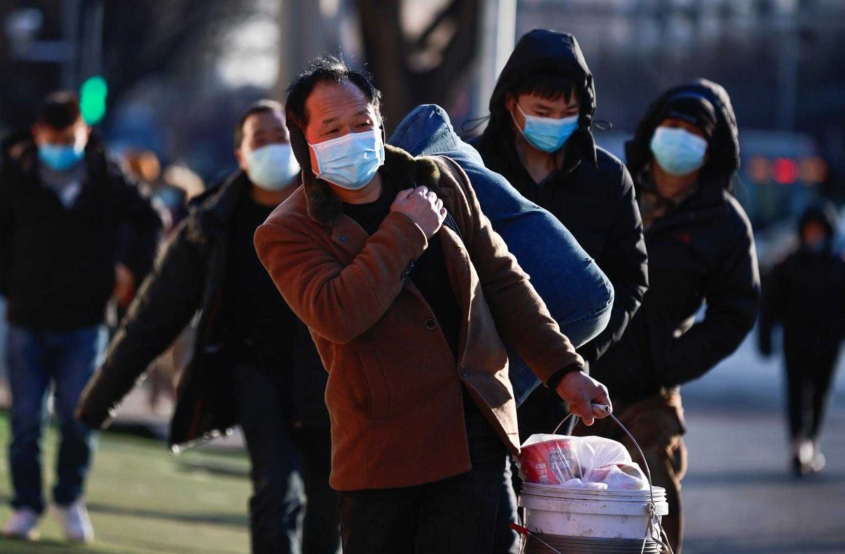 الصين.. منع جميع سكان مدينة شيجياتشوانغ من المغادرة
