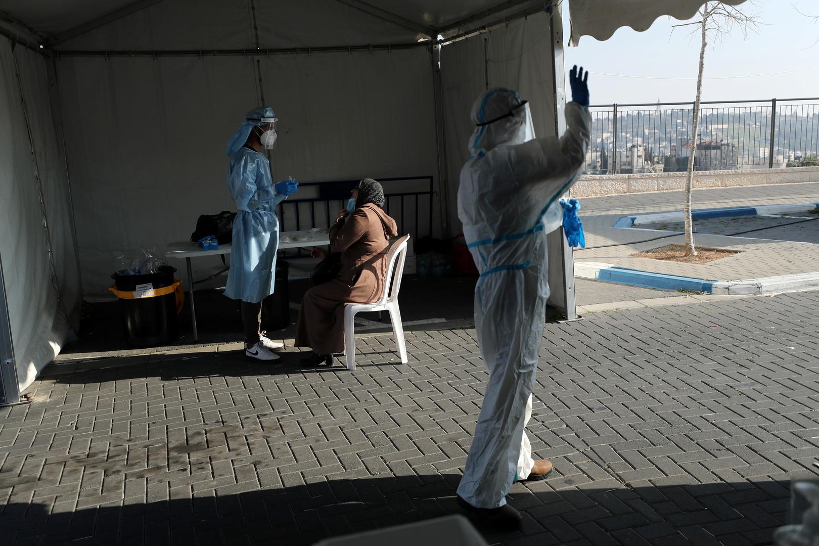 إسرائيل تسجل أكثر من 7 آلاف إصابة جديدة بكورونا