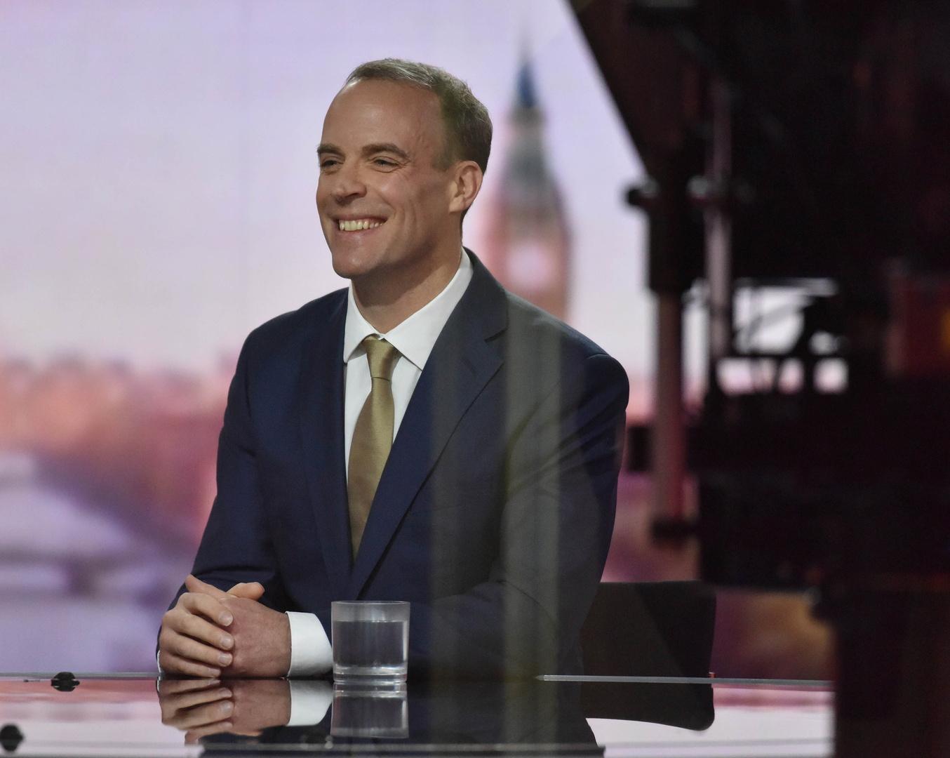 بريطانيا: من الجيد رؤية استئناف الكونغرس لجلسته والتصديق على فوز بايدن