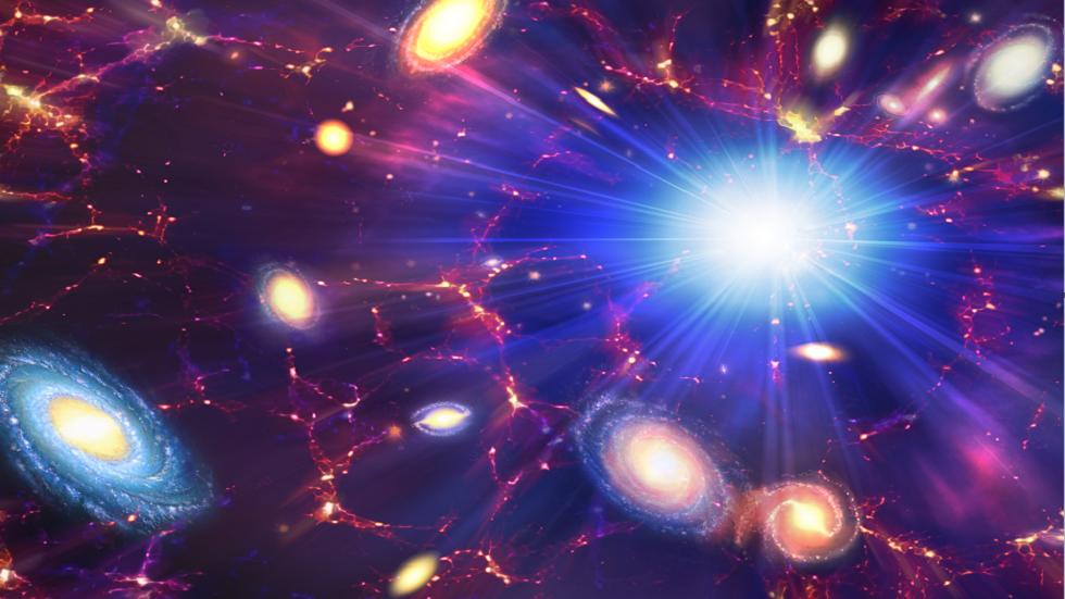 علماء الفلك يكتشفون أقدم وأبعد مجرة في