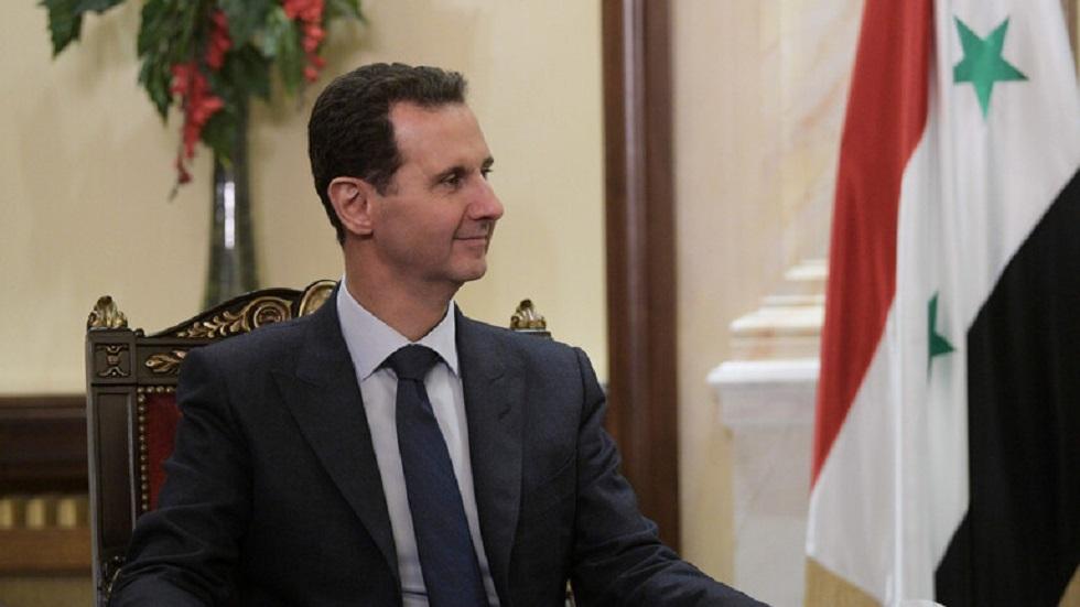 الرئيس السوري يعزي بالرحباني: