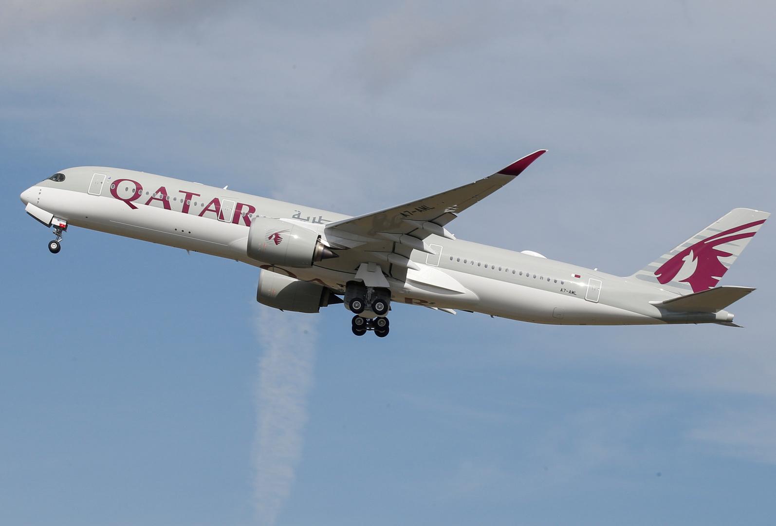 الخطوط الجوية القطرية تستأنف عددا من رحلاتها عبر الأجواء السعودية
