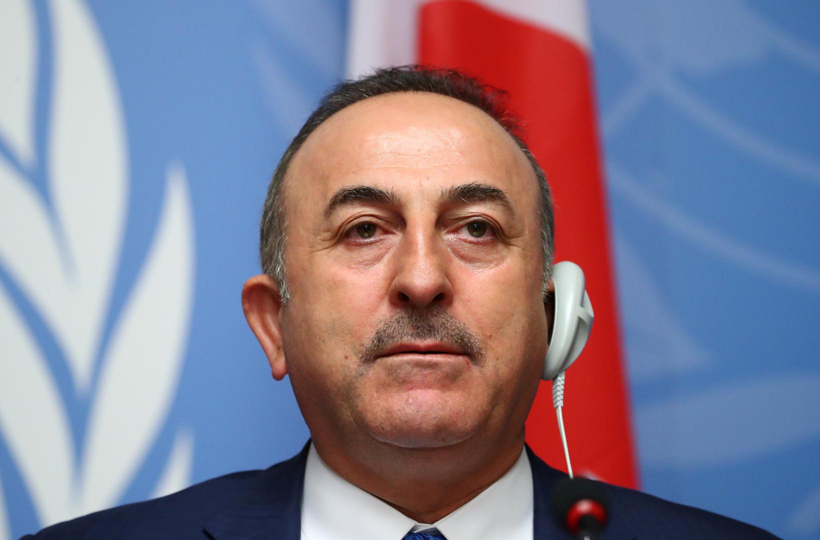 تركيا: نعمل مع فرنسا على خارطة طريق لتطبيع العلاقات
