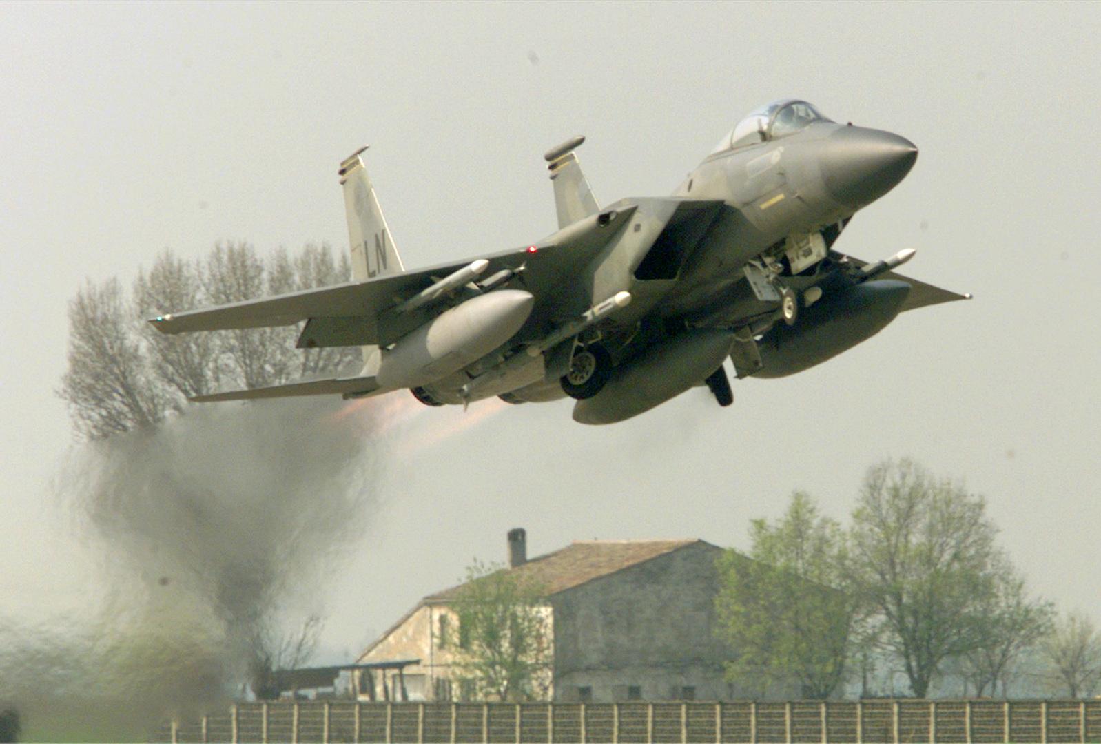 قلق تركي من إرسال السعودية طائرات F 15 إلى جزيرة كريت اليونانية